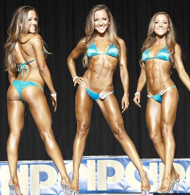 Fitness Courtney Champion Competition And Model PratherBikini dBxoeC