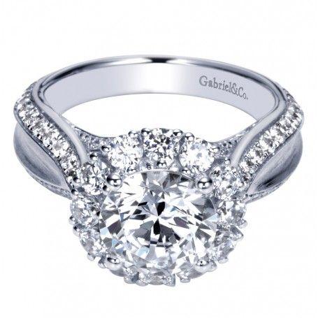 #Diamond #Engagement Ring Setting