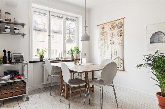 Une cuisine à vivre au large   PLANETE DECO a homes world   화이트 ...