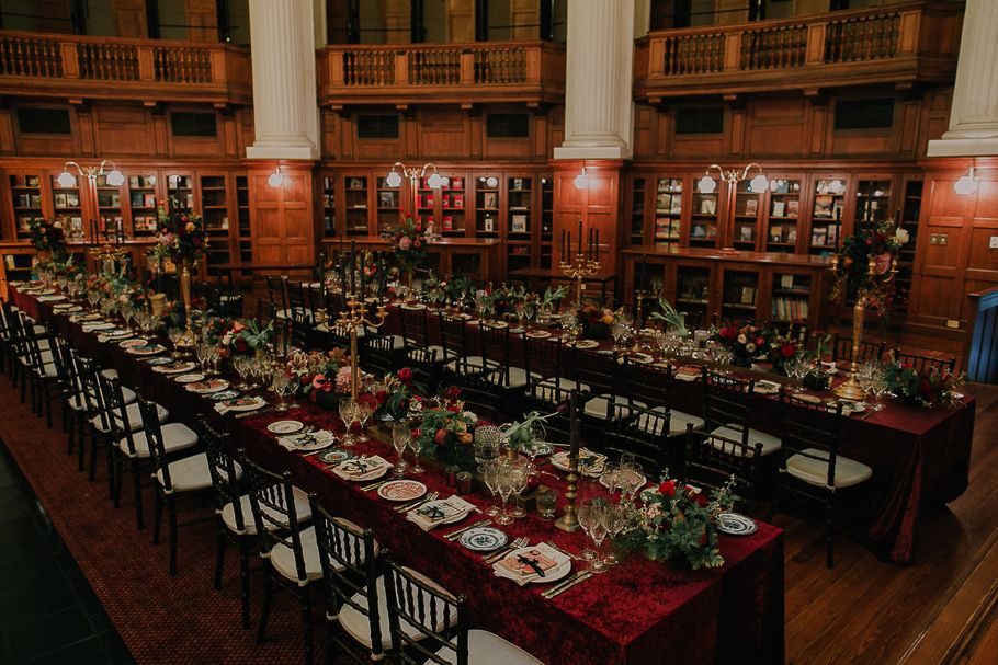 Wedding Venue Ideas Cape Town Library Centre For The Book