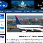 Washington Dc Sedan Service Provided By Http Agsedanservice Com If You Re Looking For Reli Portfolio Website Design Digital Marketing Agency Portfolio Design