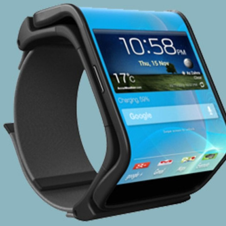 What If Your Smartphone Could Bend Into A Smart Watch Smart