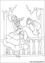 The Princess and the Frog coloring pages on Coloring-Book.info ...