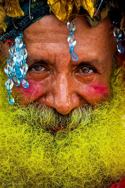Portraits from The 2011 Coney Island Mermaid Parade by alan shapiro photography, via Flickr