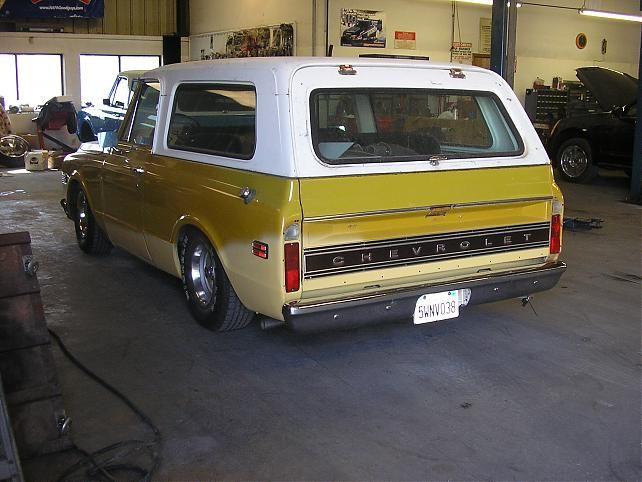 Lowered Blazer 72 Chevy Truck 67 72 Chevy Truck Chevy
