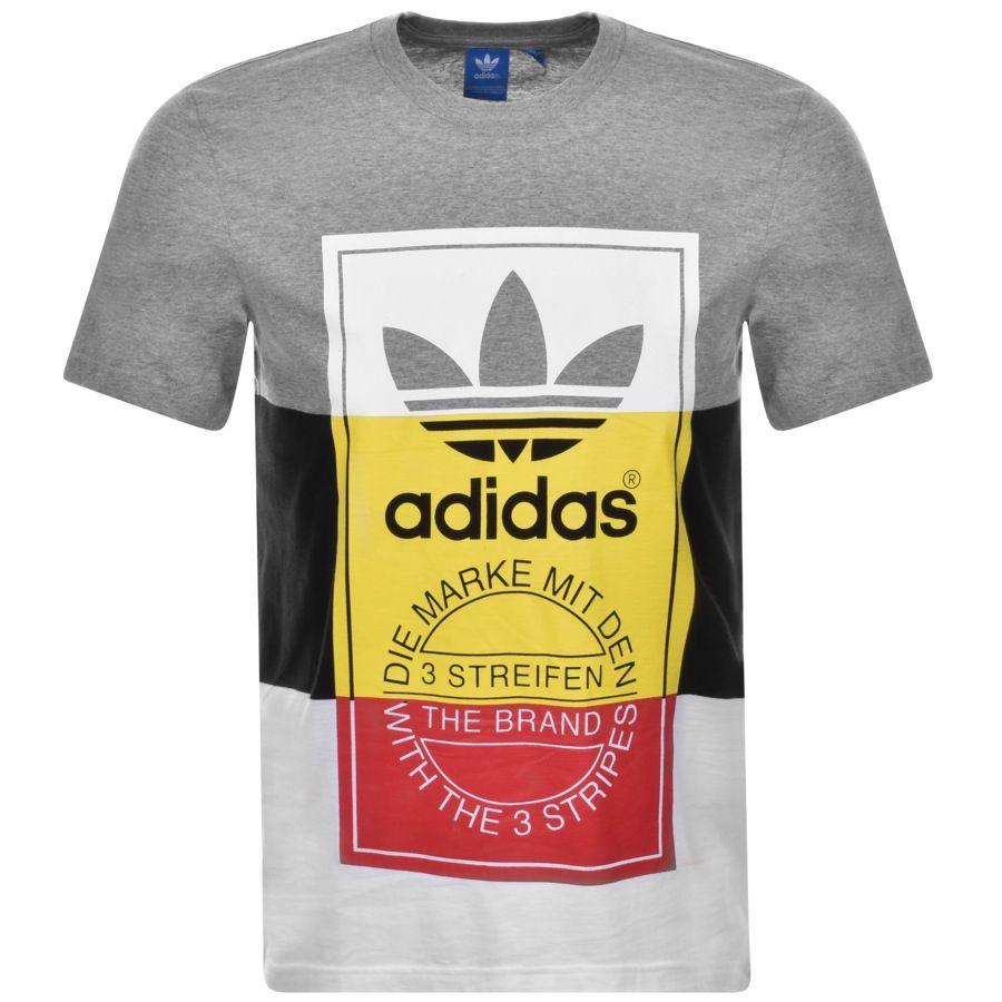 Adidas originals panel tongue camisetas ropa niño,adidas