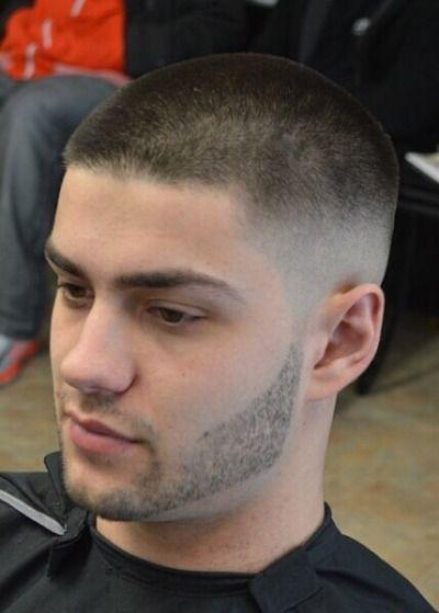Pin Auf Manner Frisur