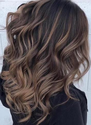 25 schöne lange Frisur für diesen Herbst – 25 schöne lange Frisur für diesen