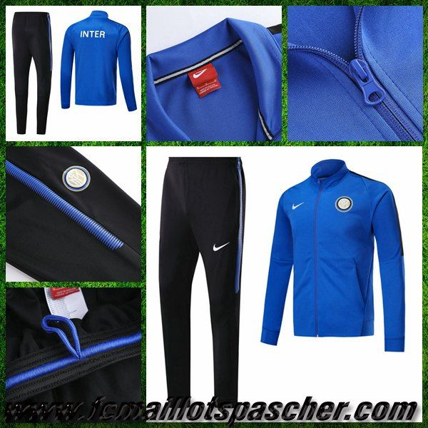 ensemble de foot Inter Milan gilet