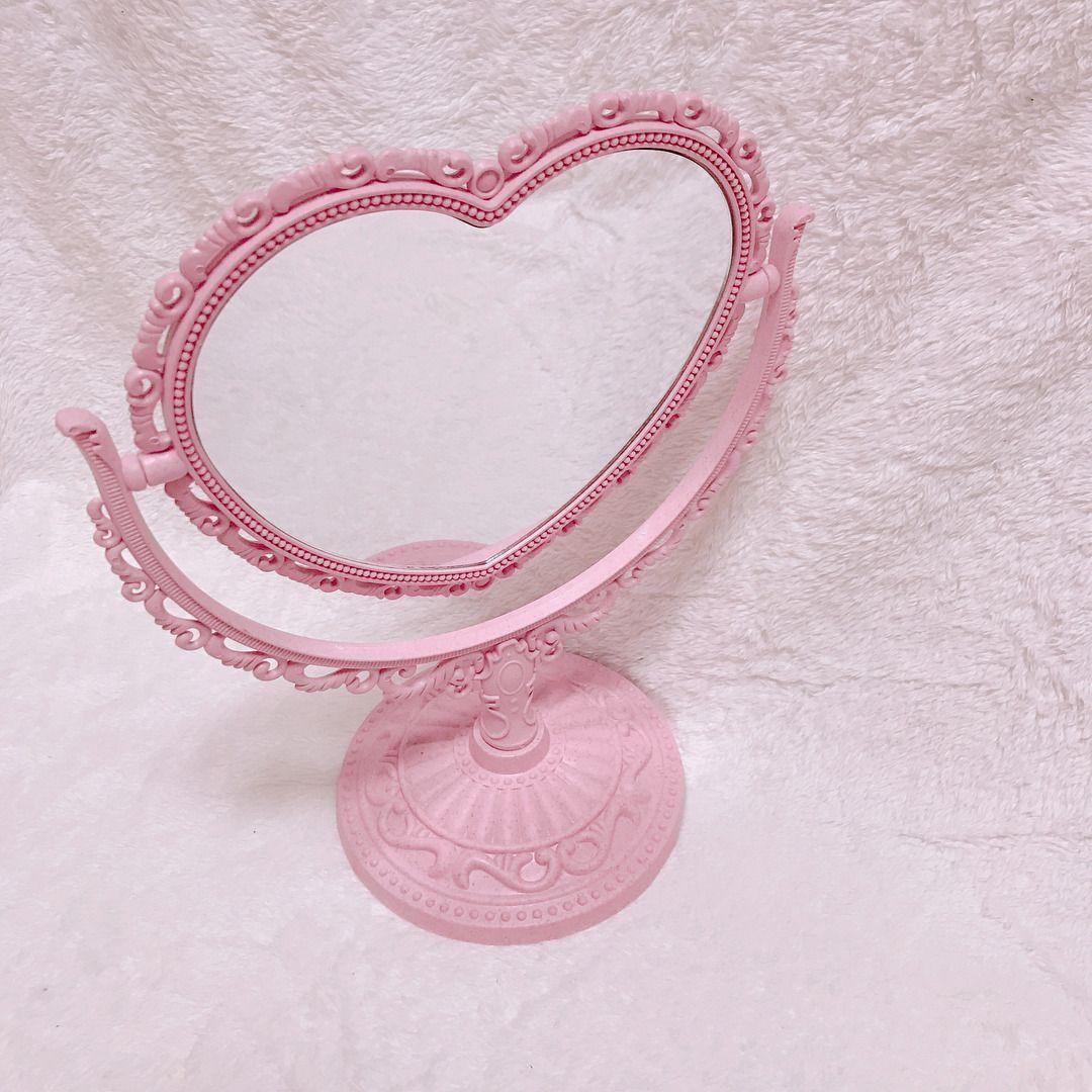 Machen Sie Einen Verzauberten Spiegel Rosa RosaSpiegel