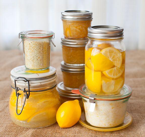 Creamy Buttermilk Salad Dressing Recipe With Images Meyer Lemon Recipes Lemon Recipes
