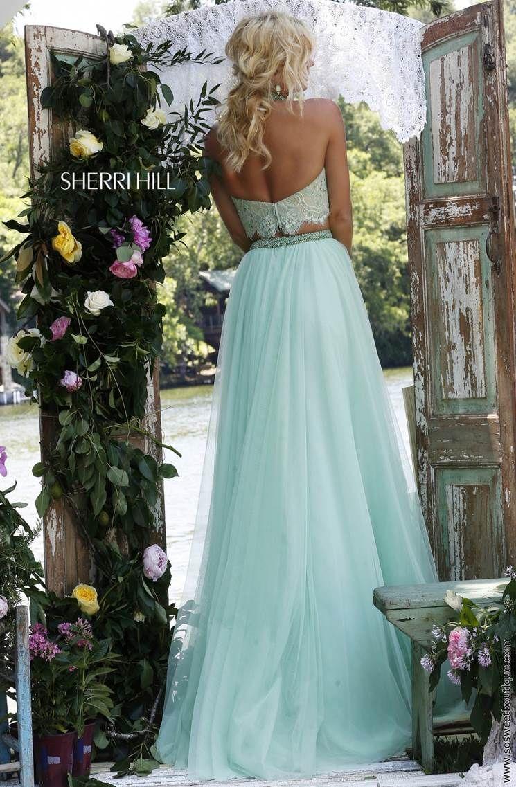 Sherri Hill Prom Dresses 2016 Style 32347 | Prom Dresses | Pinterest ...