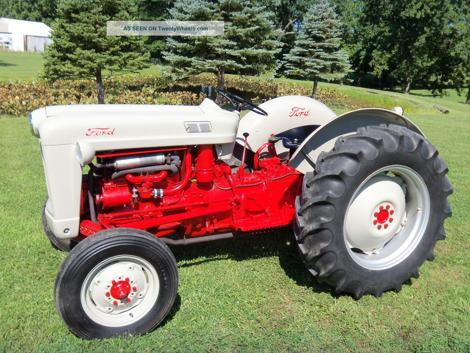 Old Ford Farm Tractors : Ford tractor google search tractors made in