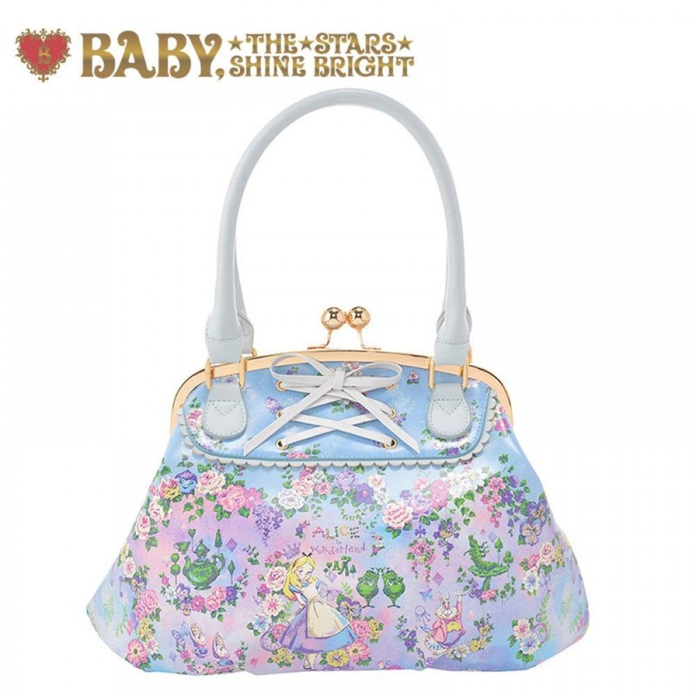 new disney baby the stars shine bright× alice coin bag curious
