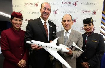 Qatar Executive further expands its fleet with new order for