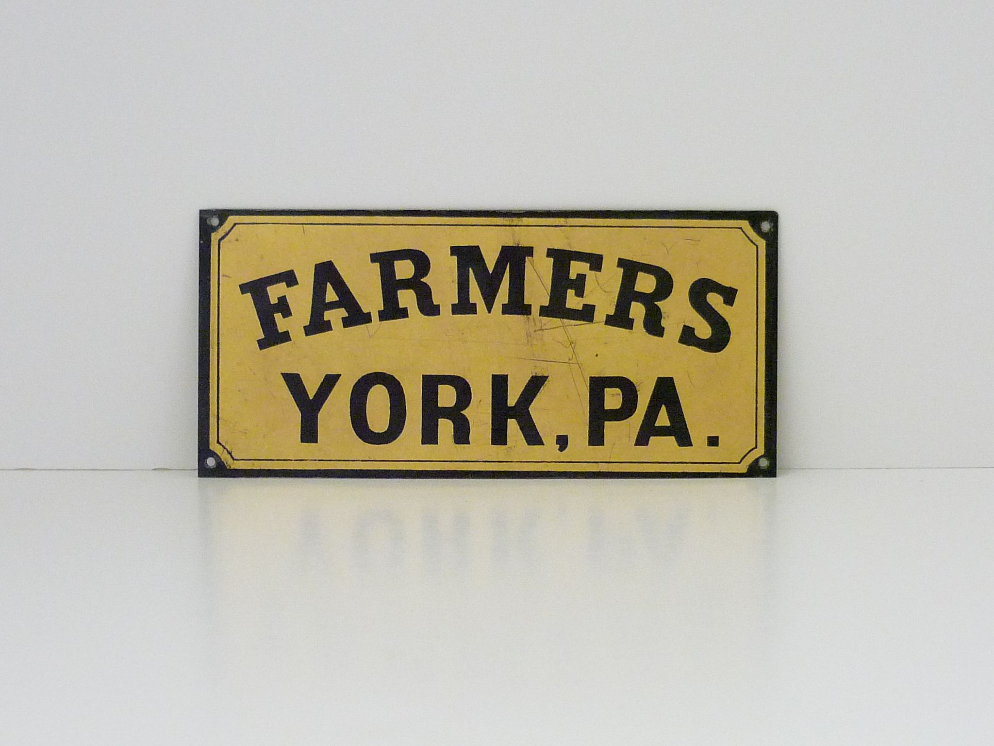 Farmers Fire Insurance Company York Pennsylvania 1853