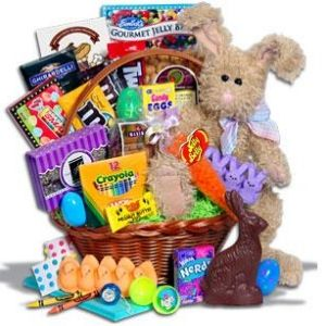 5 easter iseating a great easter basket for your child 5 easter iseating a great easter basket for your child negle Image collections