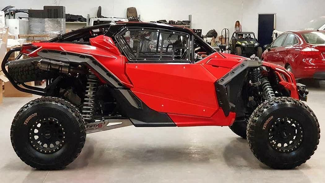 Can Am Off Road On Instagram One Clean Looking Maverick X3 Build Fifty6industries Canam Maveric Offroad Vehicles Ride On Toys Lifted Chevy Trucks