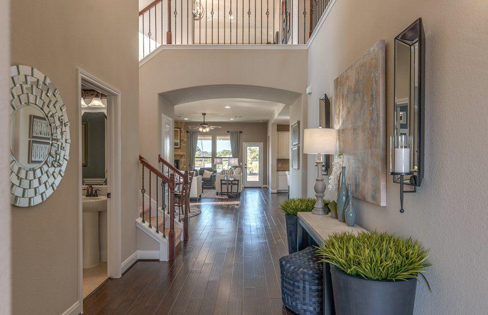 Palomar New Home Features Schertz, TX Pulte Homes New