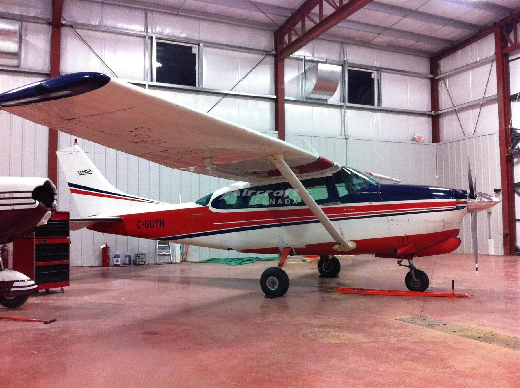 1965 Cessna 210 for sale in Bonnyville, AB Canada => http