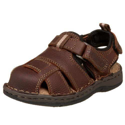Hush Puppies Toddler Little Kid Thrasher Fisherman Sandal Fisherman Sandal Leather Sandals Boys Sandals