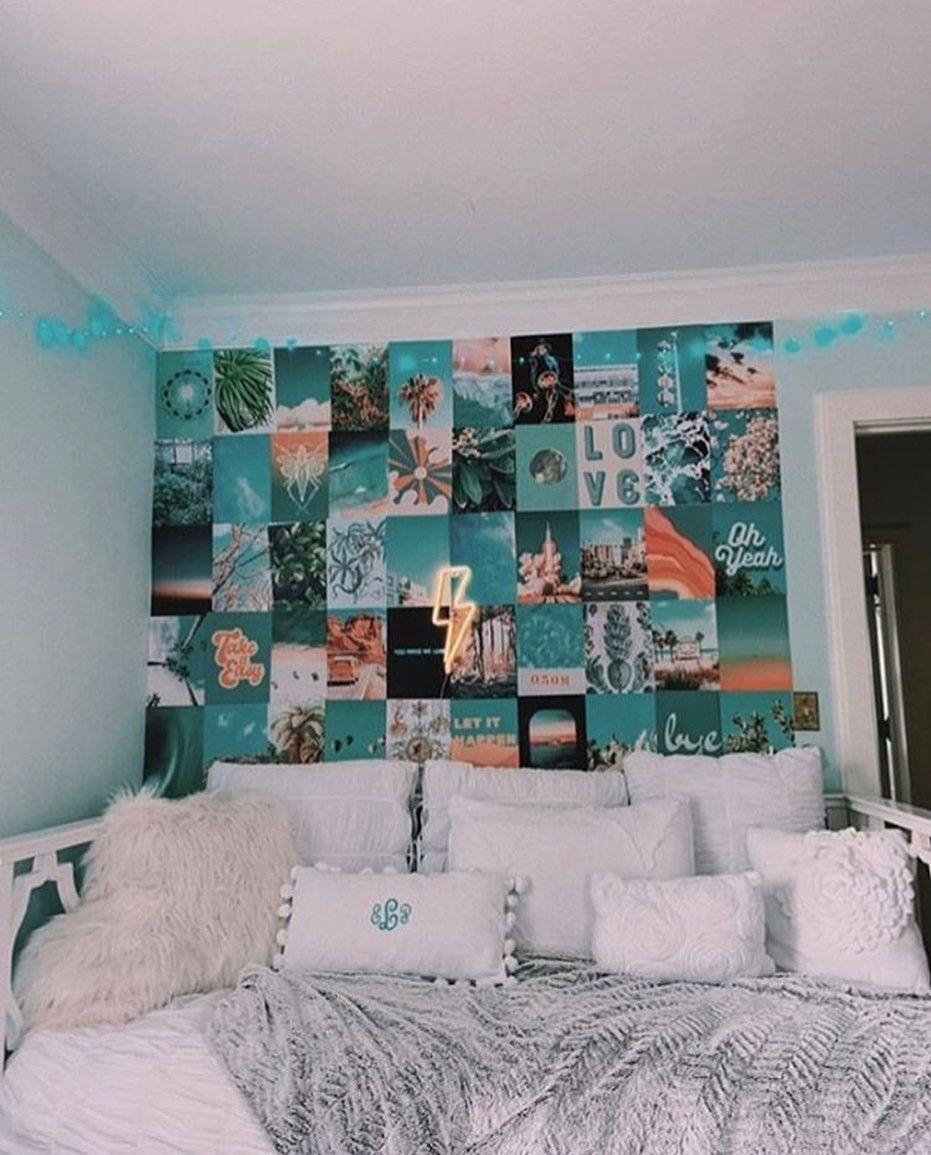 Photo Walls Bedroom Image By Rhianna Peterson On Cute Bedroom Ideas In 2020 Walls Room Girl Bedroom Decor