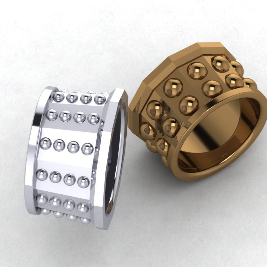 Dalek-table Bands! Big and Bold- LadiesBy Paul Michael Design. Available at www.Geek.jewelry  #Jewelry #Geek #Unique #Artistic #Gemstones #Diamonds #GeekJewelry #YouAreSpecial #geekdotjewelry #popculture