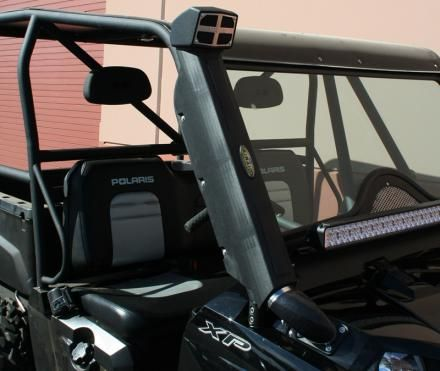 UTV Headquarters - Polaris Ranger XP Airaid Snorkel Kit