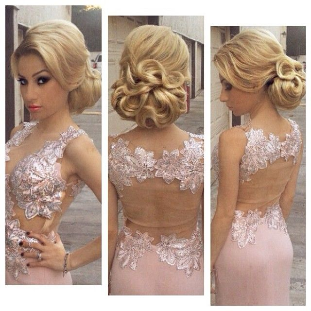 Wondrous Wedding Hair My Gorges Client This Morning Lluremakeup Hair Hairstyle Inspiration Daily Dogsangcom