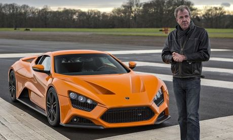 Jeremy Clarkson Keeps Piers Morgan Feud Alive With Top Gear Salvo Top Gear Hot Rods Cars Muscle Cars Uk