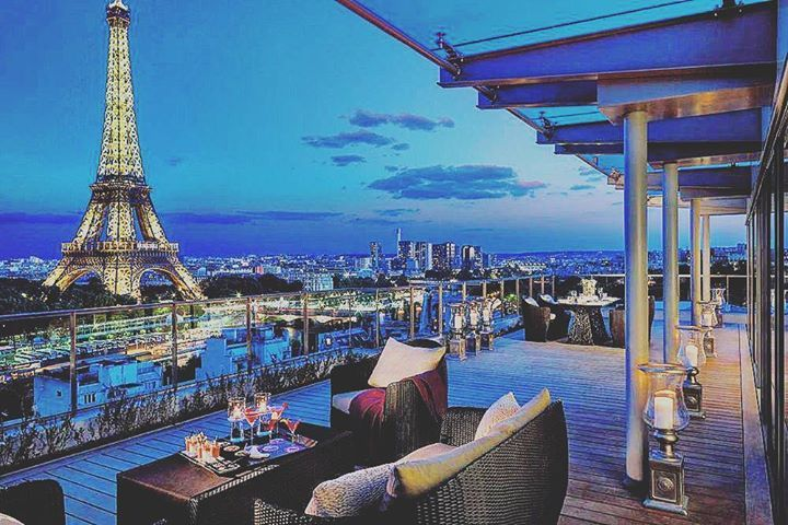 Another Hotel With A Nice Eiffel Tower View Is The Pullman Tour In Http