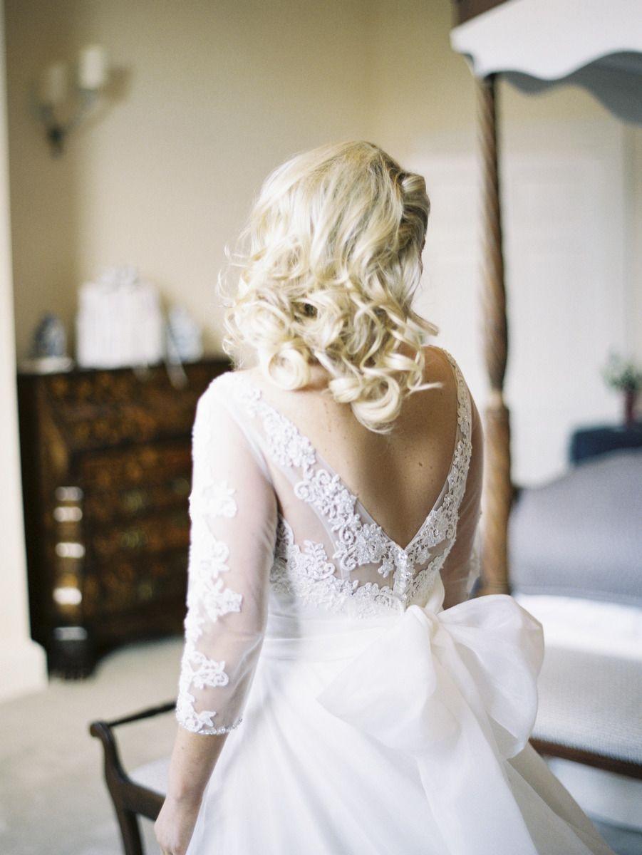 Glamorous pink english wedding pinterest big bows wedding and