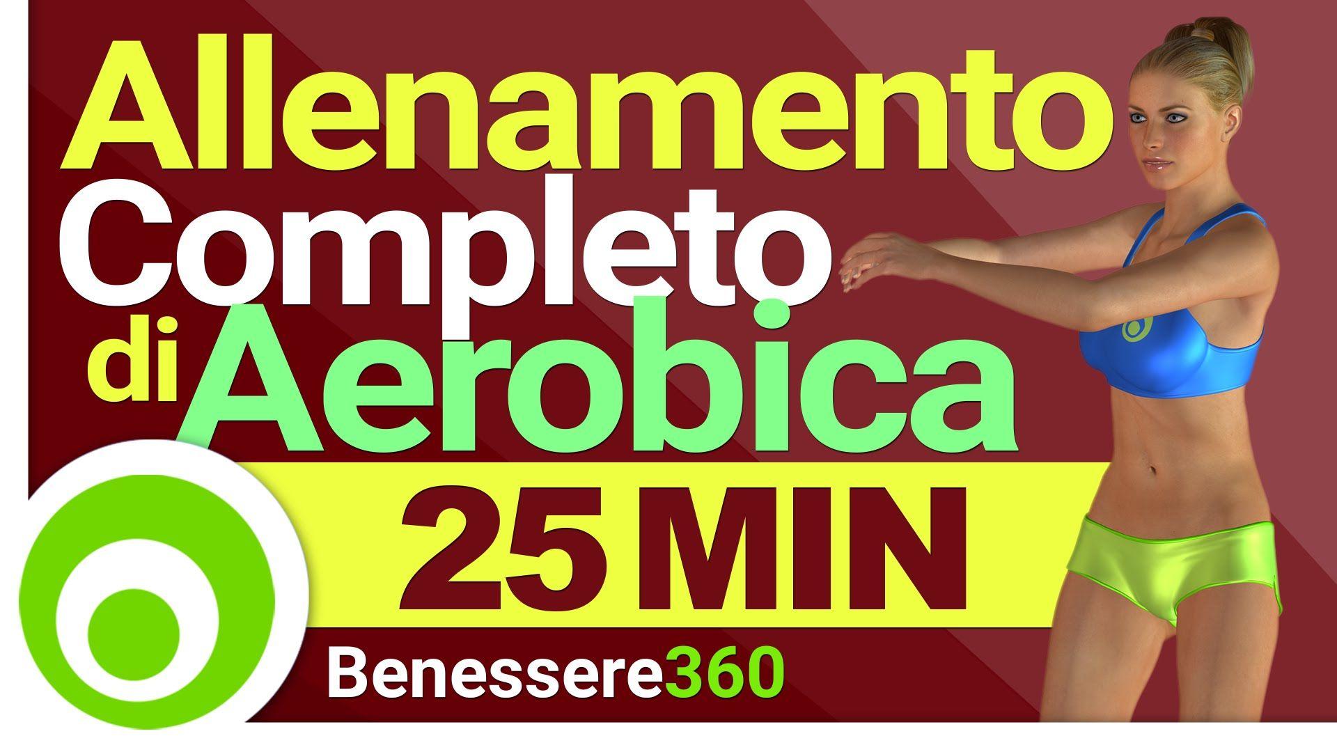 esercizio aerobico per perdere il grasso della pancia
