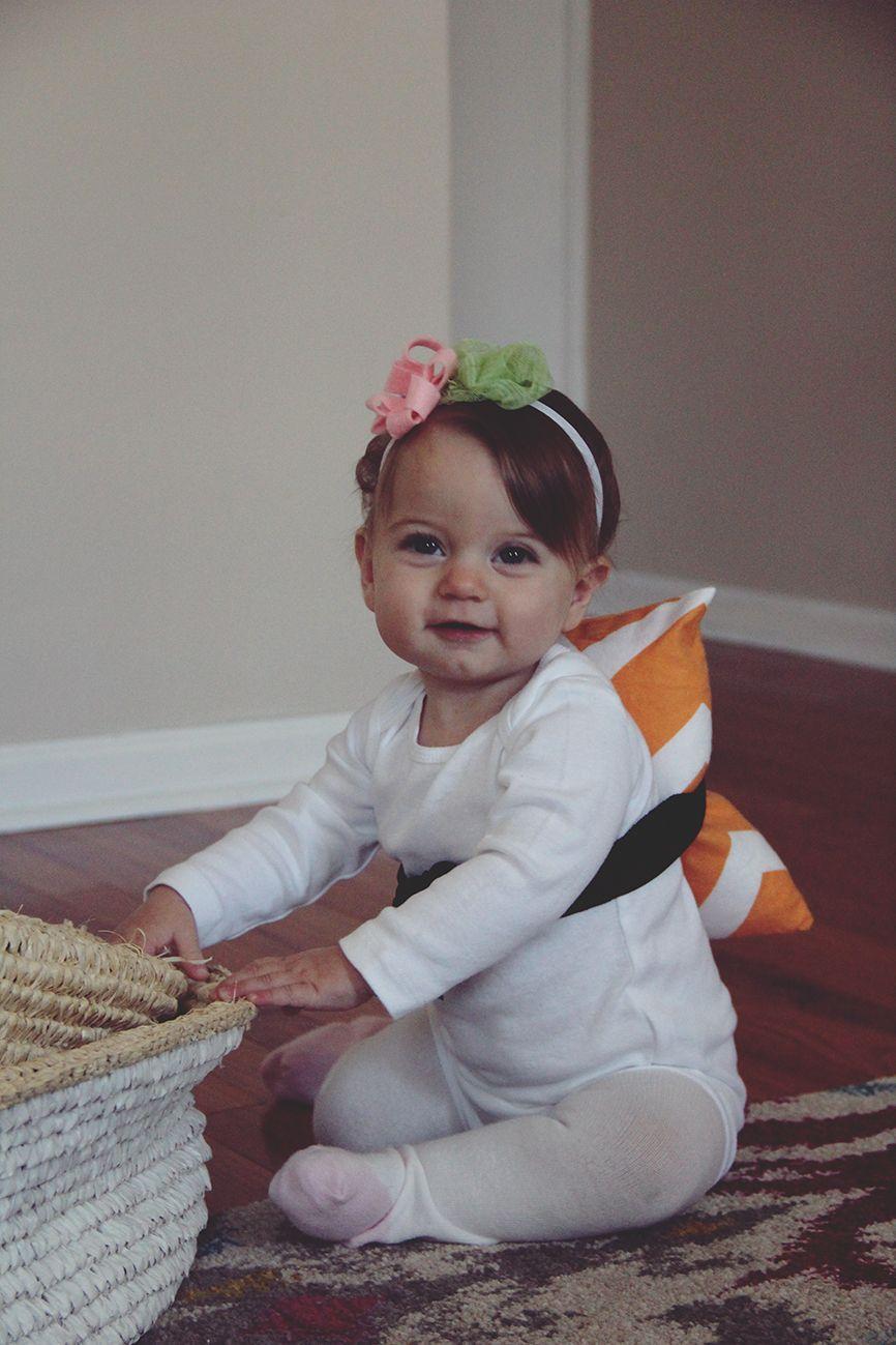 diy baby sushi halloween costume | diy | pinterest | sushi halloween