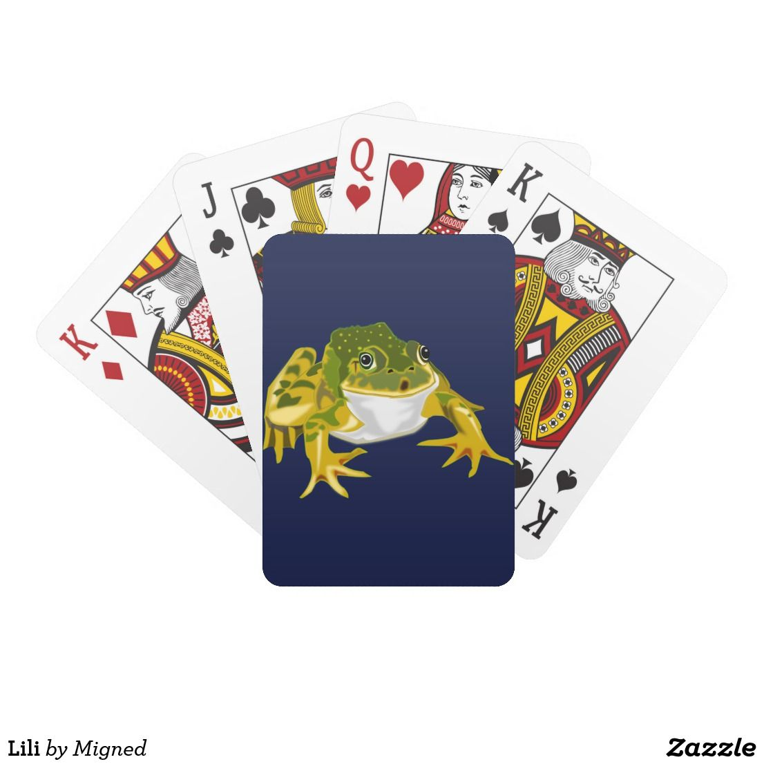 amphibians games gambling card