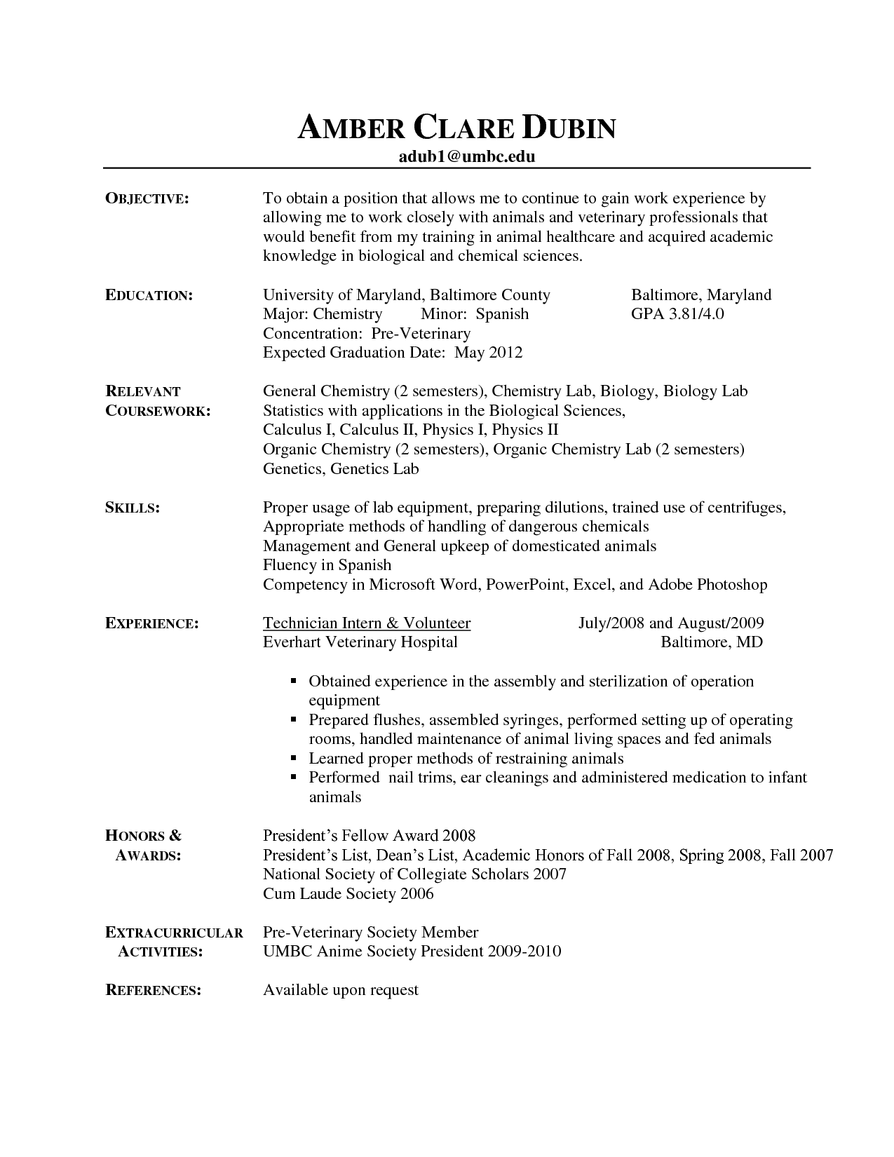 resumes examples for receptionist