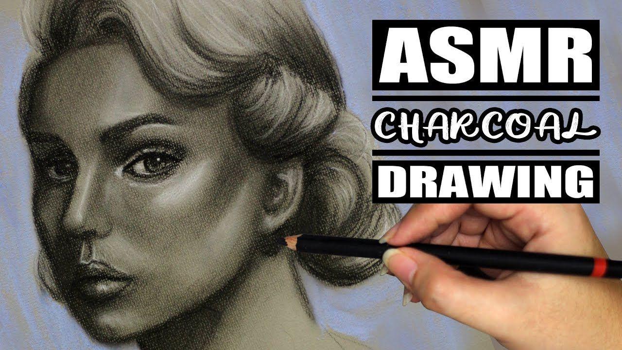 Asmr No Talking asmr drawing no talking binaural   philippines - youtube
