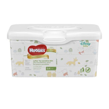 Huggies Natural Care Baby Wipes Pop Tops Choose Your