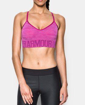 a39fd1f6df131 Women s UA HeatGear® Armour Seamless Streaky Heather w Cups 4 Colors  34.99