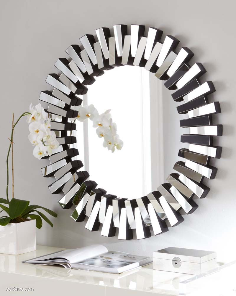 creative mirror decorating ideas - Home Decor Mirrors