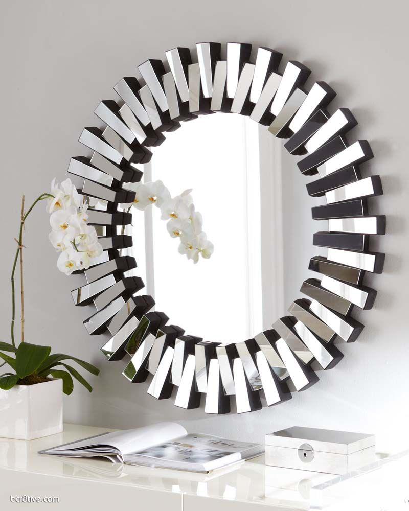 Creative Mirror Decorating Ideas Mirror Design Wall Modern Mirror Wall Antique Mirror Wall