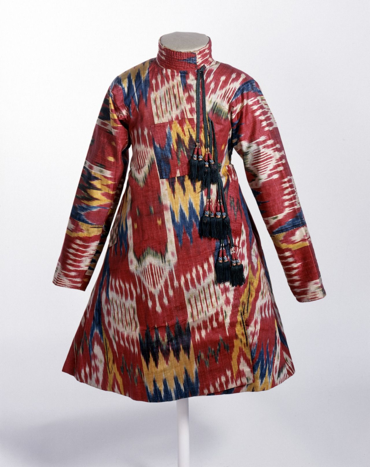 Pattern robe with the smell 25