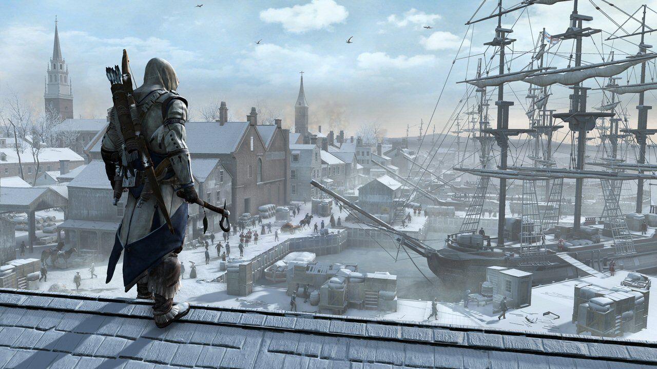 Assassin'-s Creed Wallpaper / Desktop Backgrounds - Creative Uncut