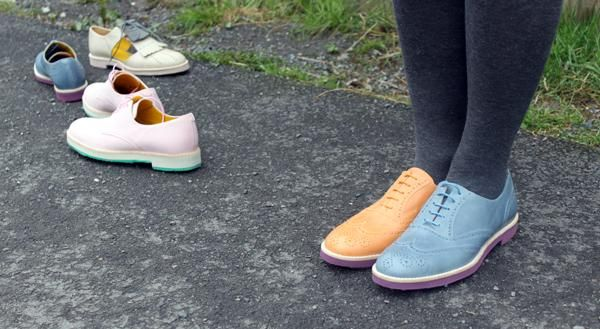 Fantastiske sko fra England!