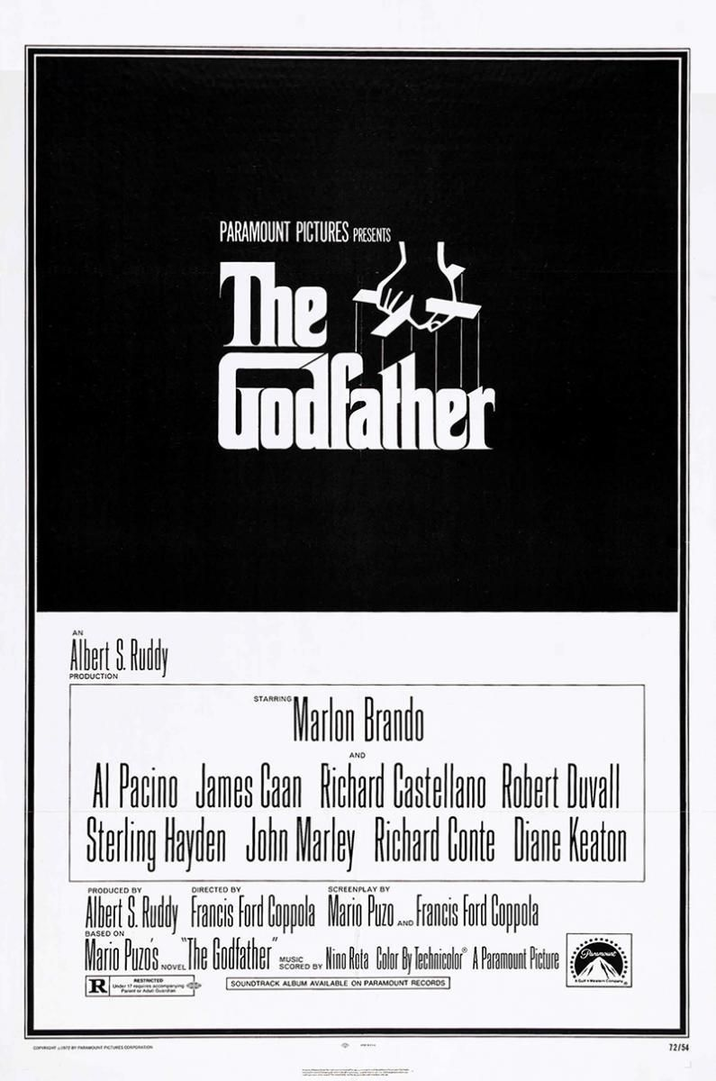 The Godfather (1972) | Francis Ford Coppola