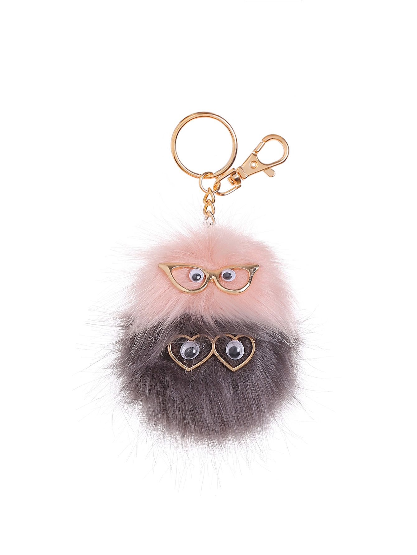 d2c35b04ed Shop Owl Design Keychain With Pom Pom online. SheIn offers Owl Design  Keychain With Pom Pom & more to fit your fashionable needs.