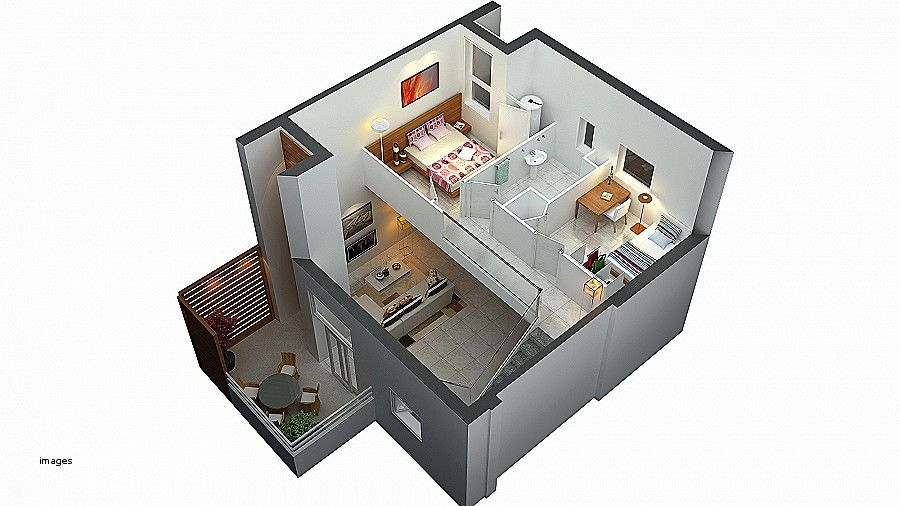 Design Peachy Design Simple House Designs 2 Bedrooms Plan