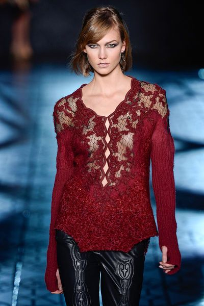 Animale - Ready-to-Wear - Fall-winter 2014