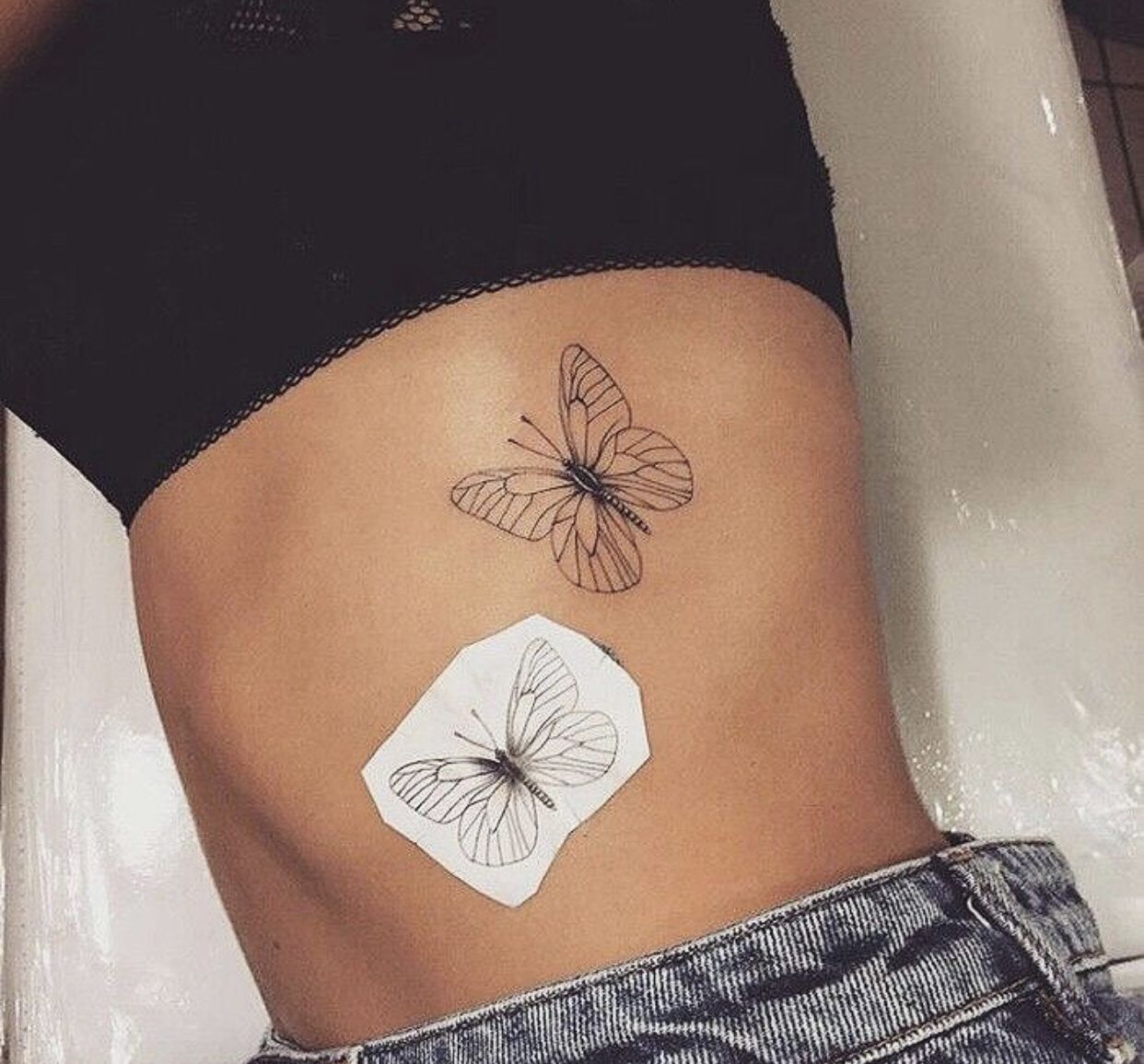 Follow Z I N N O B E A R Girly Tattoos Small Tattoos Tattoos