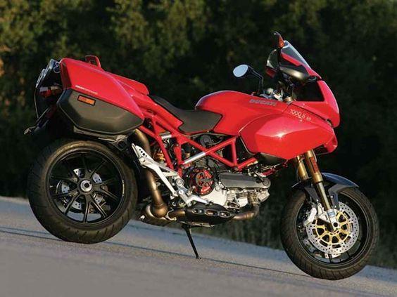 My 2004 Ducati Multistrada 1000DS | Ducati, Ducati